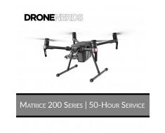 Matrice 200 Series Maintenance Service - 3 Months / 50 Hour Service M200SERVICE