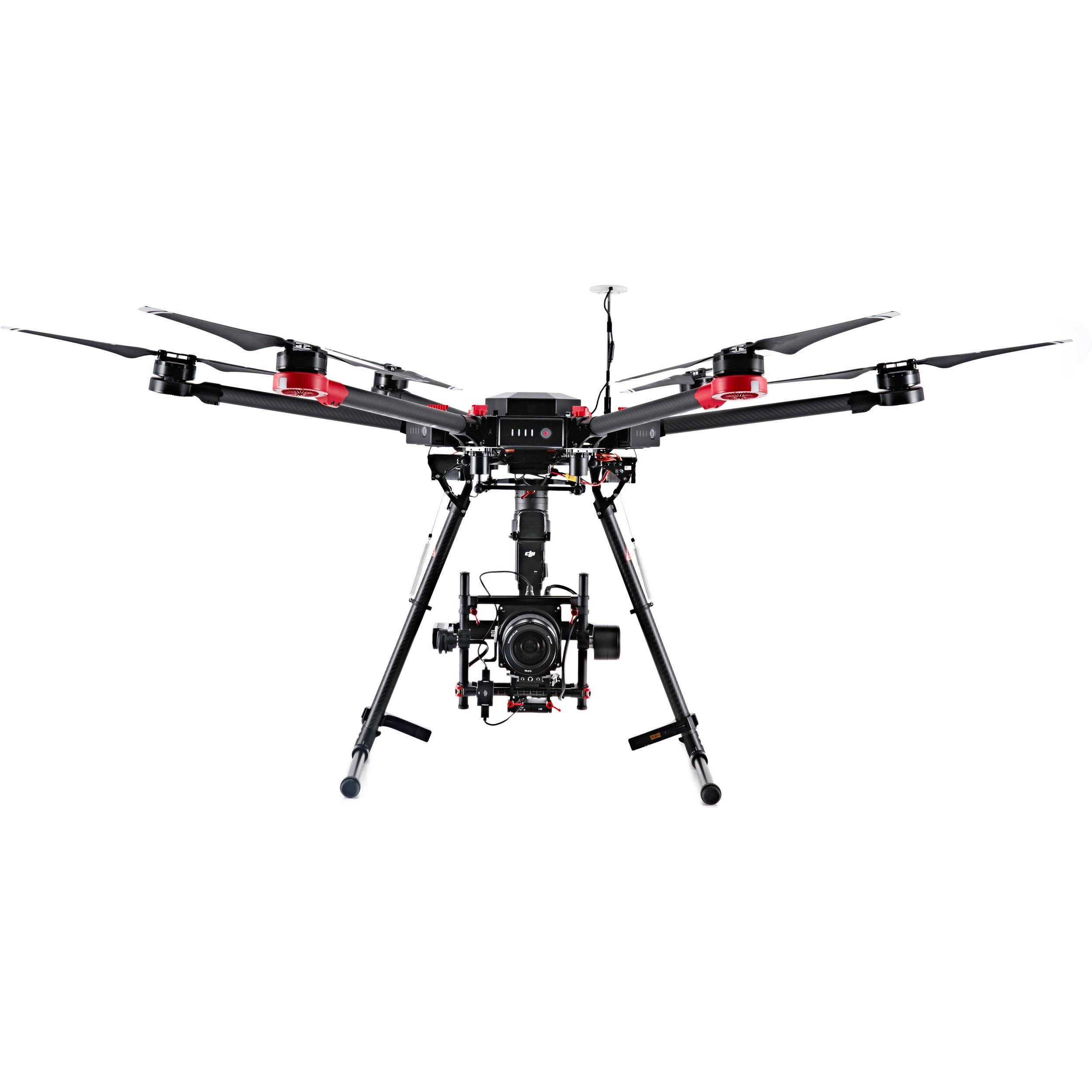 DJI™ Matrice 600 (M600) Bundles at DroneNerds com