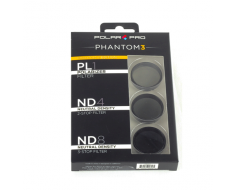 PolarPro Phantom 3 Filters (3-Pack) P5001