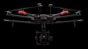 DJI Matrice 600 Pro Ready-To-Fly RED Camera Kit M600REDCAMKIT