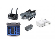 DJI Mavic Pro Bundle - Extra Battery, DJI Goggles, Go Professional Case MAVICBUNDLE1