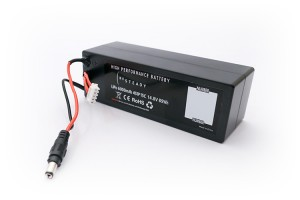 ACR Systems - Large 6000mAh Battery for The Beast ACRLARGEBATTERY