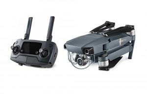DJI Mavic Pro Drone with 4K HD Camera CP.PT.000500
