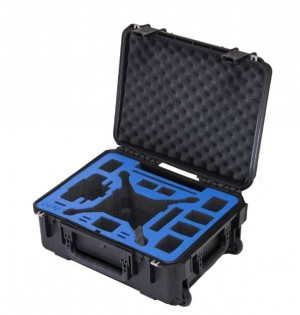 Go Professional Cases DJI Phantom 4 Pro Compact Carrying Case (With Wheels) GPC-DJI-P4-PRO-W1