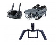 DJI Mavic Pro Drone + PolarPro Katana Handheld Stabilizer Bundle MAVICKATANABUNDLE