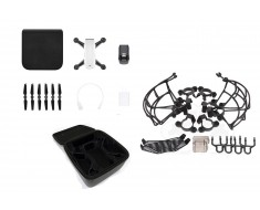 DJI Spark Alpine White Bundle - Includes Handbag & Protection Kit SPKWHTBUNDLE