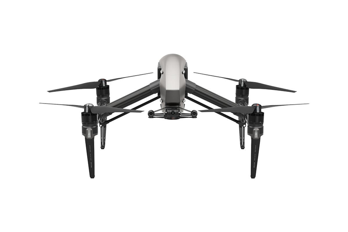 DJI Inspire 2 Aircraft Only Part 40 No Remote