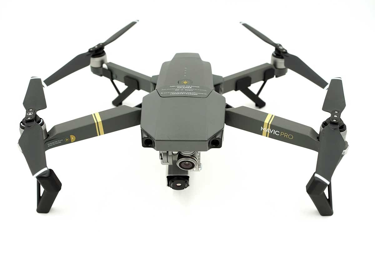 DJI Mavic Ready to Fly Thermal Solution - 4K Video & Boson FLIR 320 Thermal  Video Simultaneously