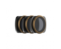 PolarPro Osmo Pocket Cinema Series Vivid Collection Filters 3-Pack PCKT-CS-VIVID
