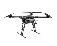 DJI Wind 4 Industrial Quadcopter Drone IP43 Rain and Dust Resistance 10kg Payload CP.HY.00000011.01