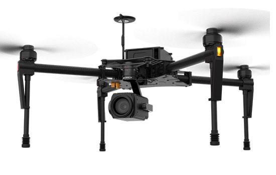 zoom camera drone