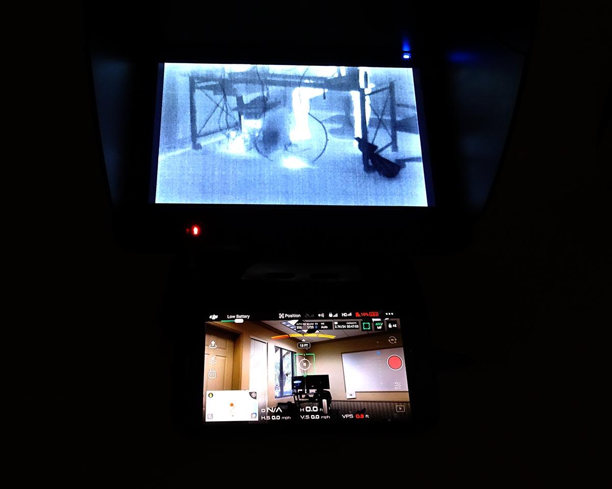 Buy DJI Mavic Ready to Fly Thermal Solution - 4K Video