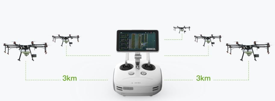 Buy DJI Agras MG-1P + Advanced Spraying System Ready to Fly