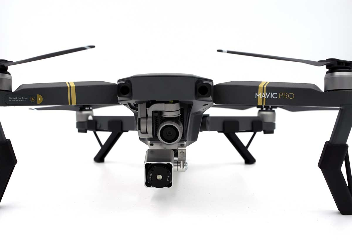 Buy DJI Mavic Ready to Fly Thermal Solution - 4K Video